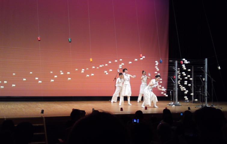 幻想的で日本的な演奏会